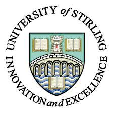 University of Stirloing logo